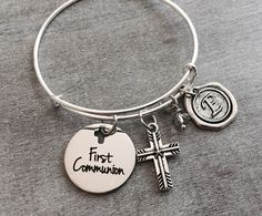 Walk with god faith scripture spiritual quote religious first communion confirmation confirmation gift faith scripture spiritual quote religious christian bible verse charm bracelet negle Choice Image