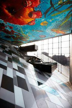 Gallery of Sofitel Vienna Stephansdom-Stilwerk / Ateliers Jean Nouvel - 29