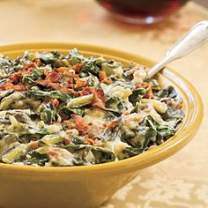 Creamed Collards Recipe | Southern Living