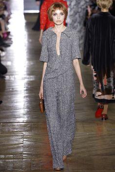 Ulyana Sergeenko Fall 2016 Couture Fashion Show Collection
