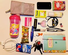 whats in my bag :-)