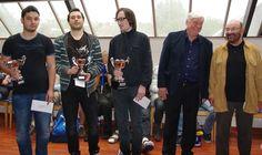 Leopold Le Ruyet, vainqueur 2016, Maël Piassale, vainqueur du Challenge Jeunes