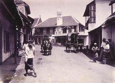 Kampung Arab, 1880, Surabaya