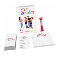 Looking for a fun Hen Night Activity then look no further? Adult Charades is an awesome fun adults-only version of the classic party game. Charades Game, Hens Night Games, Bachelorette Party Games, Fun Games, Drinking, Activities, Free, Cool Games