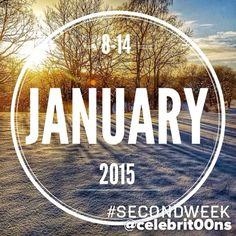 """""""#SecondWeek #January #Enero #2015 A partir de vuestros """"Me gusta"""" os dejo, en 15"""", lo que más habéis destacado de la galería, publicado esta última…"""""""