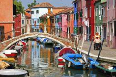 Burano, Italy's fun
