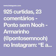 """925 curtidas, 23 comentários - Ponto sem Nooh - Armarinho (@pontosemnooh) no Instagram: """"E aqui o vídeo que a @haticenin_cicileri ensina como fazer o detalhe do acabamento fofo do cesto…"""""""