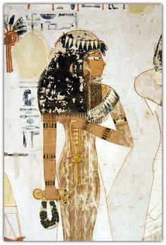 Tomb of Menna - Luxor , Egypt.