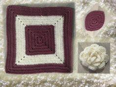 VIrkatusta neliöstä tehdyt tossut Slippers, Blanket, Crochet, Diy, Socks, Bricolage, Slipper, Ganchillo, Do It Yourself