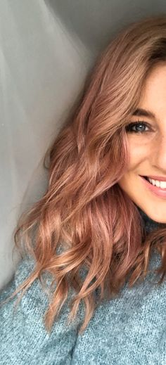 Maria Nila - Colour Refresh Maria Nila Colour Refresh, Rose Hair, Different Colors, Hairstyles, Long Hair Styles, Beauty, Rose Hairstyle, Hair Colors, Projects