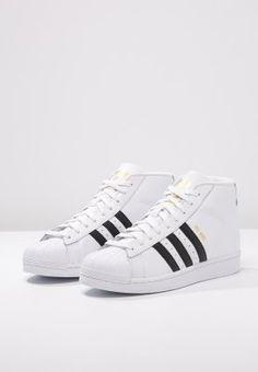 ebef3262082 PRO MODEL - Zapatillas altas - white   Zalando.es 🛒