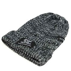 Keep Warm Fashion Men Unisex Knitted Cap Casual Beanies Solid Color Hip-hop Snap Slouch Skullies Bonnet Beanie Hat Gorro