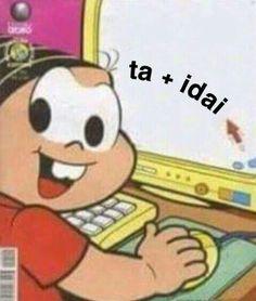 38 Ideas for memes crush portugues Memes Status, New Memes, Funny Memes, Mean Humor, Memes In Real Life, Otaku Meme, Social Trends, Friend Memes, Cartoon Memes