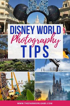 Fun Ways To Capture Disney Photo Memories - www.thefarmgirlgabs.com