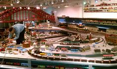 The State Of Affairs In Model Railroad Trains   Inherited Values