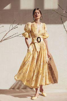 Willow Dress - Butter