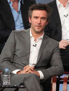 "Jack Davenport Actor Jack Davenport speaks onstage during the ""Smash"" panel during the NBCUniversal portion of the 2012 Winter TCA Tour at The Langham Huntington Hotel and Spa on January 6, 2012 in Pasadena, California."