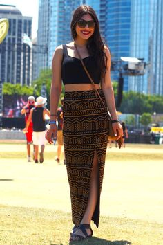 End-of-Summer Style Inspiration Straight from Lollapalooza's Best-Dressed Attendees (Celebs Included!) | TeenVogue.com