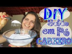 Fran Adorno: SABÃO EM PÓ CASEIRO - Como fazer Home Health, Home Made Soap, Cleaning Solutions, Home Hacks, Malta, Sweet, Youtube, Home Cleaners, Natural Cleaning Products