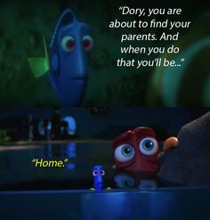 """Good old Pixar. 