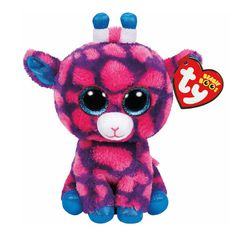 TY Beanie Boos Medium Sky High the Giraffe Plush Toy
