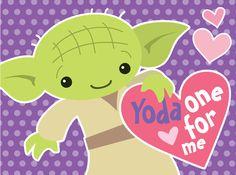 Nerd love. yoda / Star Wars