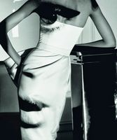 "DIOR MAGAZINE: NADJA BENDER IN ""READY TO WARHOL"" BY PHOTOGRAPHER CAMILLA AKRANS"