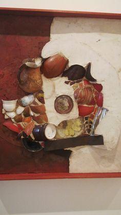 beatriz daza pamplona (norte de santander) 1927- cali (valle del cauca) 1968 fragmentos de la tarde 1966 ensamblaje de objetos y mecanismo de reloj