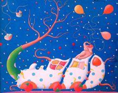 Francesconi Beppe (1961) dipinti