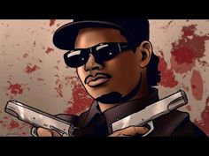 Eazy-E, 2Pac, Ice Cube - Real Thugs (NEW 2018 Banger Music Video) [HD] - YouTube
