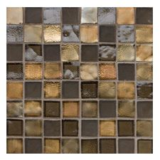 Oceanside Glasstile - Tessera - Mosaic Blends