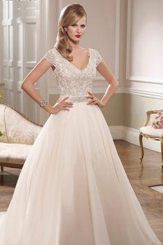 Wedding Magazine - Lookbook: Ronald Joyce 2014 collection