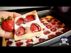 Make It Yourself, Fruit, Breakfast, Youtube, Cakes, Food, Ideas, Fruit Cakes, Morning Coffee