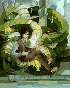 Chamber of Secrets by Arboriss.deviantart.com on @DeviantArt