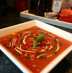 Ikke mere Toro tomatsuppe, hjemmelaget er så mye bedre og sunnere! – gladkokken