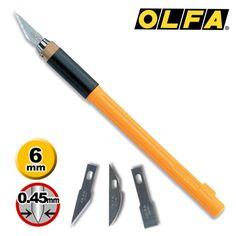 Estilete Olfa Caneta - AK-4