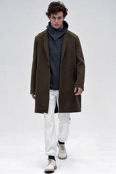 N.Hoolywood Fall 2015 Menswear