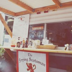 Portland Food Carts - The Frying Scotsman. Seriously best Fish and Chips EVER Portland Food Carts, Best Fish And Chips, Better Weather, Food Trucks, Packaging Ideas, Kabobs, Portland Oregon, Love Food, Trailers