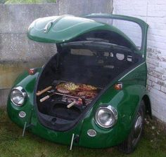 How to Recycle: Recycling Defective Cars into Creative Ideas