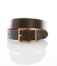 Shop Belts: Leather Tipped Belt for Men | Vineyard Vines