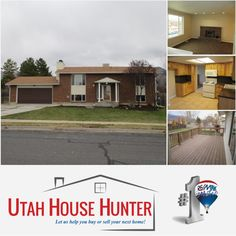 2268 N 700 W, Harrisville 4 Beds | 2 Baths | 1,968 Sq Ft Sale failed due to buyer financing. Wow! This is a MUST see! TONS of features including a formal living room, new bathrooms, new carpet, fresh paint, new furnace, newer windows, and an over sized 2 car garage! Trex deck is partially covered and enclosed, would be great for entertaining! Fully finished basement! RV parking available! Don't miss out on this incredible home. It won't last long! www.WyndellPasch.com/mls/1420142 or…