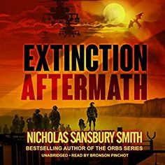 Book Lovers Life: Audiobook Review: Extinction Aftermath by Nicholas Sansbury Smith and Giveaway!