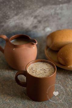 Avena Caliente - Recipe & Video (Oatmeal and Milk Hot Drink)