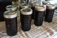 for picking berries, staining your hands, and avoiding the prickers! Every year, I can us blackberry jam and it lasts my. Great Recipes, Favorite Recipes, Delicious Recipes, Blackberry Jam Recipes, Crock Pot Freezer, Berry Picking, Jam Cookies, Fig Jam, Jam And Jelly