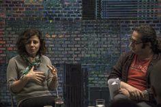 Seçil Erel & Fırat Arapoğlu 25 Şubat 2014 Salı saat:18:30 Galeri Zibermanda buluştular. #artfulliving #sergi #exhibition #contemporaryart #seçilerel #fıratarapoğlu #galeriziberman