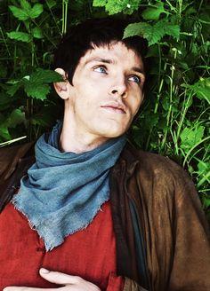 Colin Morgan as Merlin |via Tumblr