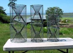 Homemade Crab Traps | Crab trap and Tackle shop