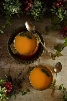 Kakukkfüves burgonyakrémleves - Kifőztük