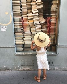"""Helen Yu Kuo (Marni's Mom) on Instagram: """"📚👒🐷 #marnivisitsparis #fromwhereistand #whatmarniworetoday"""" From Where I Stand, Marni, Mom, Instagram, Mothers"""