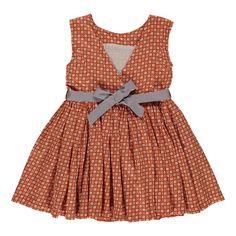 Kideri Kleid Orange Caramel Baby & Child - Kindermode - Smallable